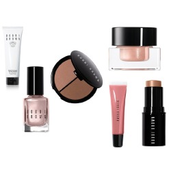 The Bobbi Brown Nude Beach collection