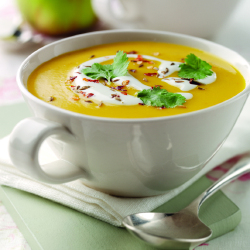 Bramley Apple Week: Spicy Carrot, Apple and Lentil Soup