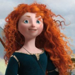 Merida, the Scottish Disney Princess / Picture Credit: Disney/Pixar
