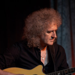 Brian May by Felicity Crawshaw