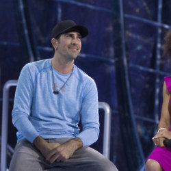 Bruno became the third member of the Jury