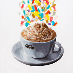 Win Caffè Nero Collector Items For Your Wall And Wallet