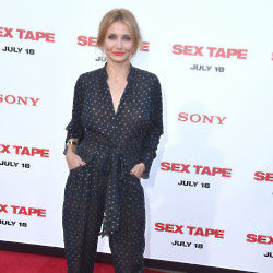 Cameron Diaz says her shoe line is stylish and functional