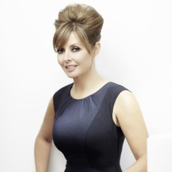 Carol Vorderman chats about her style choices