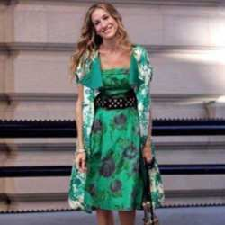 Carrie Bradshaw will always be known as a fashion icon