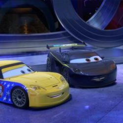 Lewis Hamilton in Cars 2