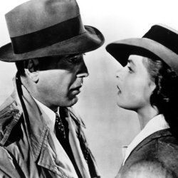 Ingrid Bergman in Casablanca