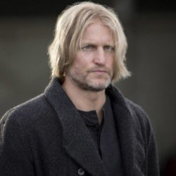 Woody Harrelson in The Hunger Games: Catching Fire