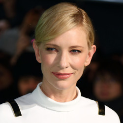 Cate Blanchett very rarely puts a fashion foot wrong