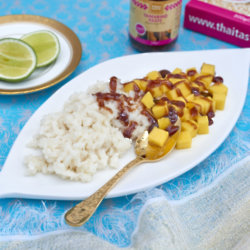 Street-Food-Style Mango Sticky Rice
