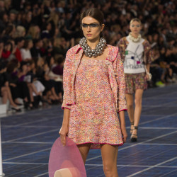 Chanel SS13: A beautiful pastel look
