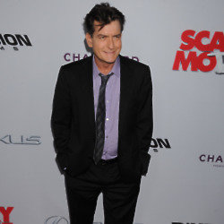 Charlie Sheen was apparently high on cocaine