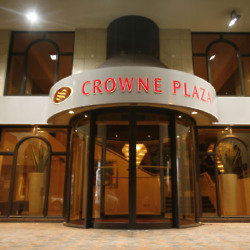 The Crowne Plaza Chester  Hotel