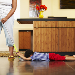 Parenting News: Mums are Run-Ragged by Kids After They've Been Returned from Grandparents