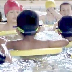 More Than Half of British Children Cannot Swim