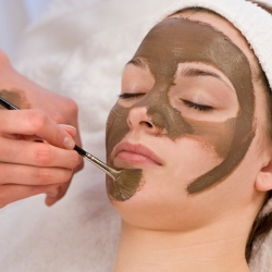 Why not indulge in a chocolate facial?