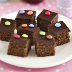 Chocolate Tray Bake Cake