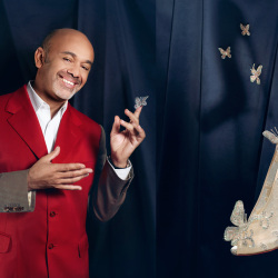 Christian Louboutin and his shoe design