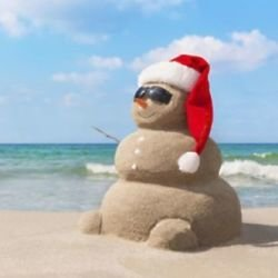 Many Brits want to soak up the sun this festive season