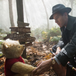 Ewan McGregor stars in Disney's Christopher Robin