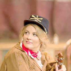 Jodie Prenger as Calamity Jane