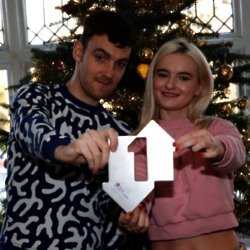 Clean Bandit take home the accolade / Credit: OfficialCharts.com