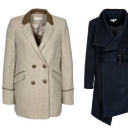 Pick the perfect coat for your figure this January