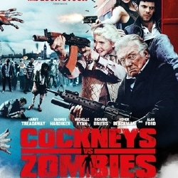 Cockneys vs Zombies DVD