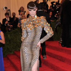Coco Rocha says that we should always hand the camera to someone else
