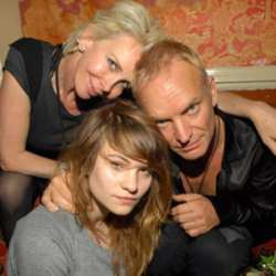 Sting, Coco and Trudie