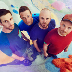 Could Coldplay scoop a prize or two?