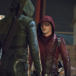 Colton Haynes as Roy Harper/Arsenal in Arrow / Credit: The CW