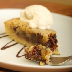 National Vegetarian Week: Cookie Pie Recipe