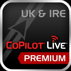 Win One Of Ten CoPilot Live Uk & Ireland Sat Nav Apps