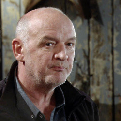 Connor McIntyre as Phelan in Corrie / Credit: ITV