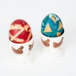 Will you be creating your own Easter eggs this year?