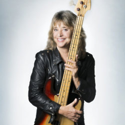 Suzi Quatro will tour the UK this October / Credit: Tina-K