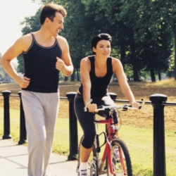 Get fit on your bike for summer
