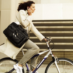 How much of a positive effect could cycling have on you?