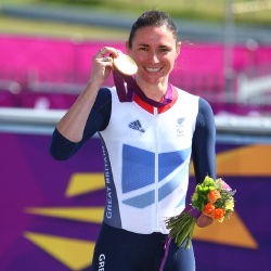 Dame Sarah Storey is encouraging us all to get on our bikes this summer