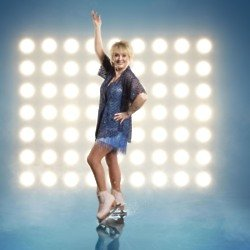 Cheryl Baker doesn't want to break another ankle! / Credit: ITV