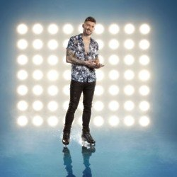 Jake Quickenden found his way to the top of the leaderboard / Credit: ITV