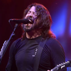 Dave Grohl performs with Foo Fighters at Hurricane Festival 2019 / Photo Credit: Rudi Keuntje/Geisler-Fotopress/DPA/PA Images