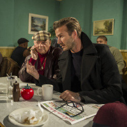 David Beckham will star in Only Fools and Horses