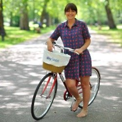 Davina McCall shares her top cycling tips