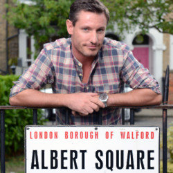 Dean Gaffney returns as Robbie Jackson / Credit: BBC