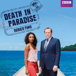 Death In Paradise Season 2 DVD