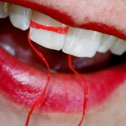 We find out what it means to dream about flossing