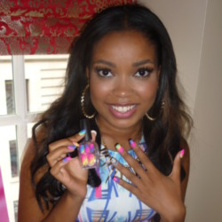 Dionne Bromfield shares her must-have beauty items