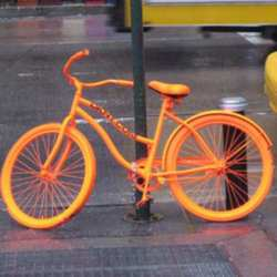 DKNY Bikes in New York